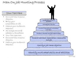 2502_business_ppt_diagram_man_on_job_hunting_process_powerpoint_template_Slide01