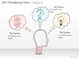 2502_business_ppt_diagram_man_thinking_of_business_ideas_powerpoint_template_Slide01