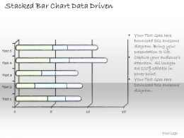 2502 Business Ppt Diagram Stacked Bar Chart Data Driven Powerpoint Template