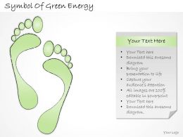 2502 Business Ppt Diagram Symbol Of Green Energy Powerpoint Template