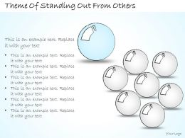 2502_business_ppt_diagram_theme_of_standing_out_from_others_powerpoint_template_Slide01