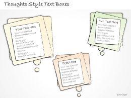 2502_business_ppt_diagram_thoughts_style_text_boxes_powerpoint_template_Slide01