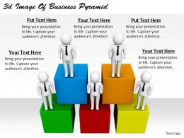 2513 3d Image Of Business Pyramid Ppt Graphics Icons Powerpoint