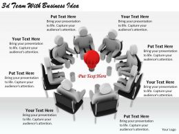 2513_3d_team_with_business_idea_ppt_graphics_icons_powerpoint_Slide01