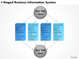 2613_business_ppt_diagram_4_staged_business_information_system_powerpoint_template_Slide01