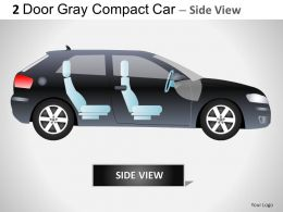 2_door_gray_compact_car_side_view_powerpoint_presentation_slides_Slide02