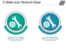 2 Skills Icon Wrench Gear