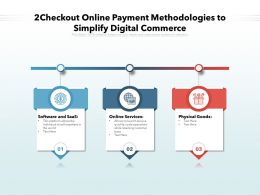 2checkout Online Payment Methodologies To Simplify Digital Commerce