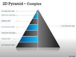 2D Pyramid For Business Process