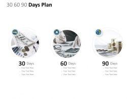 30 60 90 Days Plan A817 Ppt Powerpoint Presentation Slides Graphics