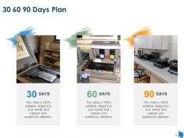 30 60 90 Days Plan A871 Ppt Powerpoint Presentation Layouts Skills