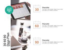 30 60 90 Days Plan L674 Management Ppt Powerpoint Presentation Styles