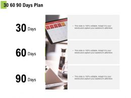 30 60 90 Days Plan Management C1109 Ppt Powerpoint Presentation Portfolio Design