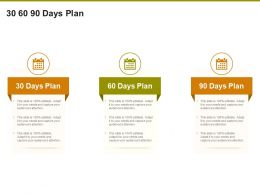 30 60 90 Days Plan Ppt Powerpoint Presentation Infographic Template Tips