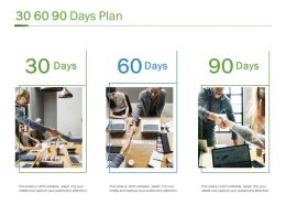 30 60 90 Days Plan Process J212 Ppt Powerpoint Presentation Diagram Ppt