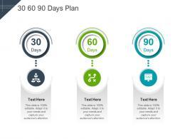 30 60 90 Days Plan Raise Funding Short Term Bridge Financing Ppt Gallery Good