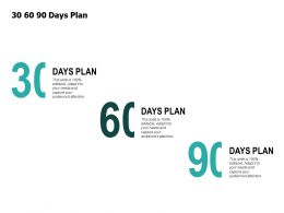 30 60 90 Days Plan Timeline Ppt Powerpoint Presentation Model Clipart Images