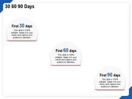 30 60 90 Days R394 Ppt Powerpoint Presentation Diagram Templates