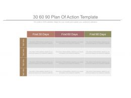 30_60_90_plan_of_action_template_powerpoint_templates_Slide01