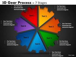 31 3D Gear Process 7