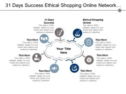 31 Days Success Ethical Shopping Online Network Diversity Cpb