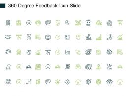 360 Degree Feedback Icon Slide Growth L288 Ppt Powerpoint Presentation Ideas