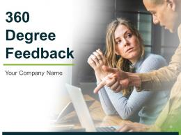 360 Degree Feedback Powerpoint Presentation Slides