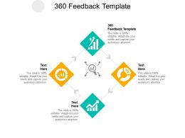 360 Feedback Template Ppt Powerpoint Presentation Visual Aids Ideas Cpb