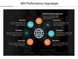 360 Performance Appraisals Ppt Powerpoint Presentation Layouts Grid Cpb