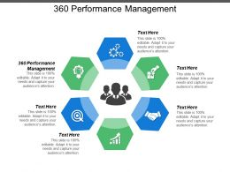 360 Performance Management Ppt Powerpoint Presentation Model Show Cpb