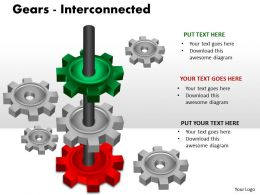 39 Gears Interconnected PPT 3