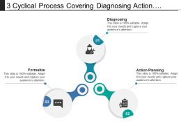 3 Cyclical Process Covering Diagnosing Action Planning Evaluation And Learning