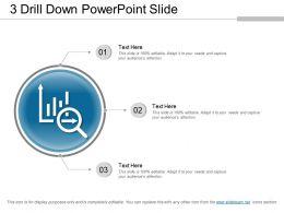 Drill Down - Slide Team
