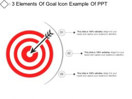3_elements_of_goal_icon_example_of_ppt_Slide01