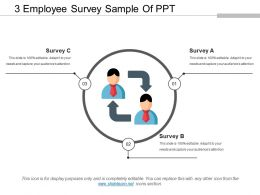 3 Employee Survey Sample Of Ppt