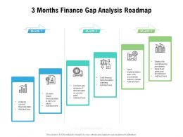3 Months Finance Gap Analysis Roadmap