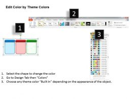 3 reasons you should buy from us process tables slides templates images 1121