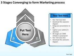 3_stages_converging_to_form_marketing_process_circular_network_ppt_powerpoint_templates_Slide05