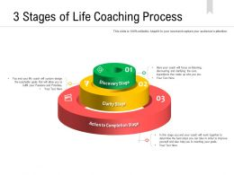 3 Stages Of Life Coaching Process