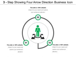 3_step_showing_four_arrow_direction_business_icon_Slide01