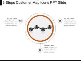 3_steps_customer_map_icons_ppt_slide_Slide01