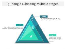 3 Triangle Exhibiting Multiple Stages