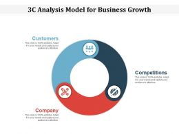 3c Analysis Model For Business Growth