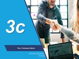 3c Competitor Company Customer Mediates Coordination
