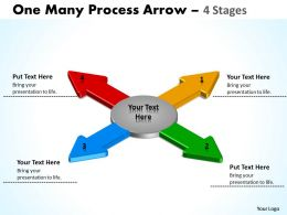 3d Arrow 4 Step 1