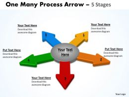 3d Arrow 5 Step 1