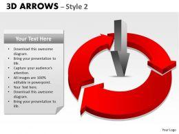 3d Arrows Styli 02