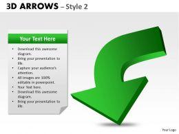 3d Arrows Styli 04