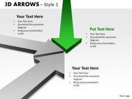 3d Arrows Styli 11