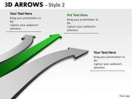 3d Arrows Styli 32